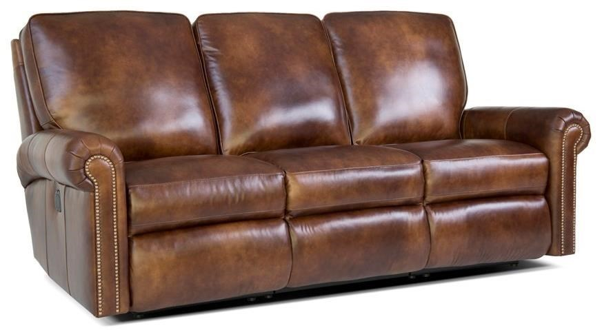 Smith Brothers 416Reclining Sectional Sofa