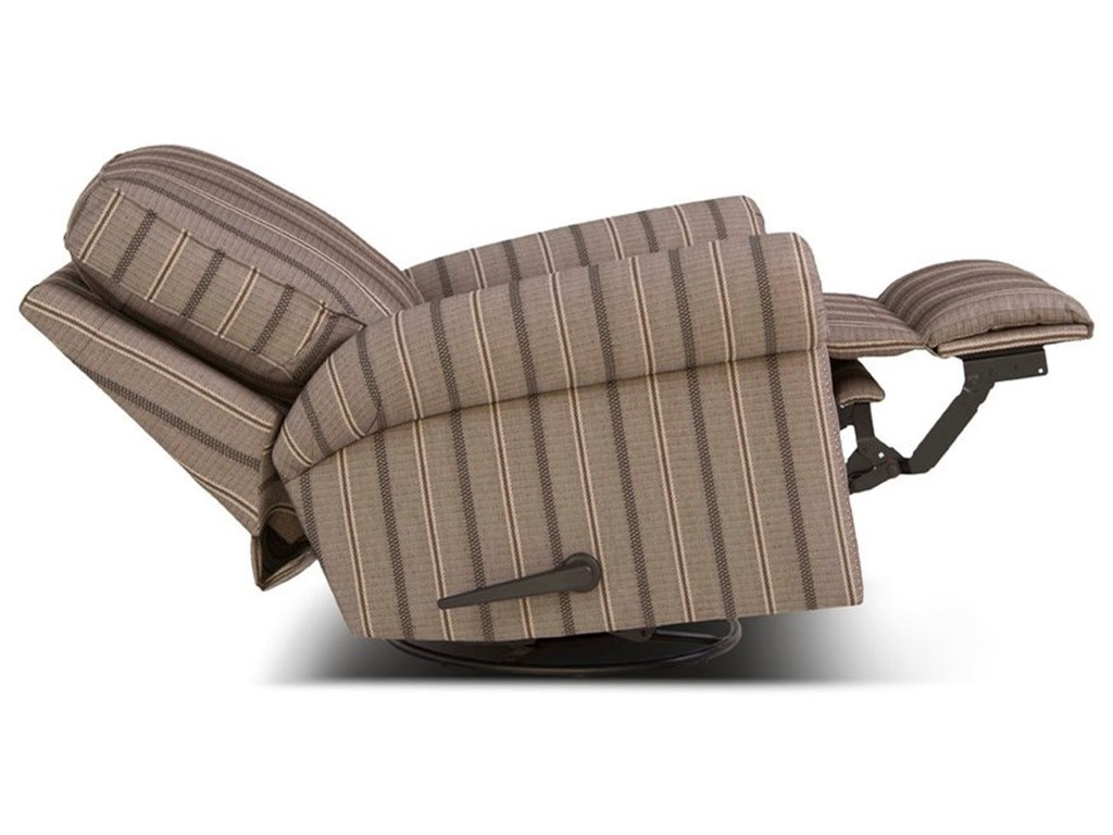Smith Brothers 416Manual Recliner Chair
