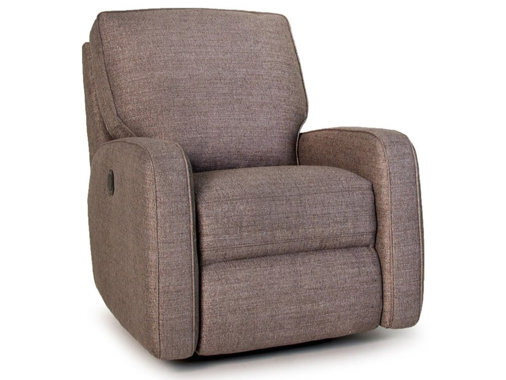 Smith Brothers 419Manual Reclining Chair
