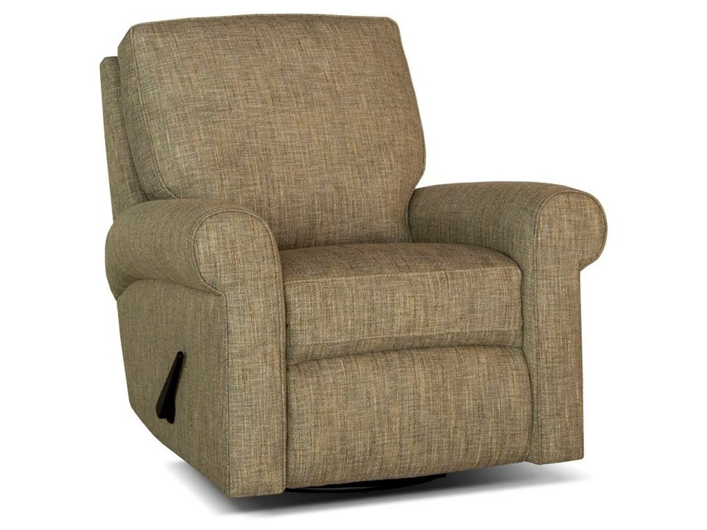 Smith Brothers 421Swivel Glider Reclining Chair