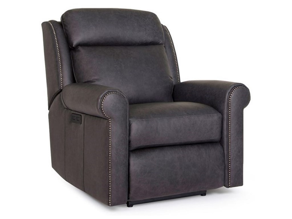 Smith Brothers 422Power Recliner