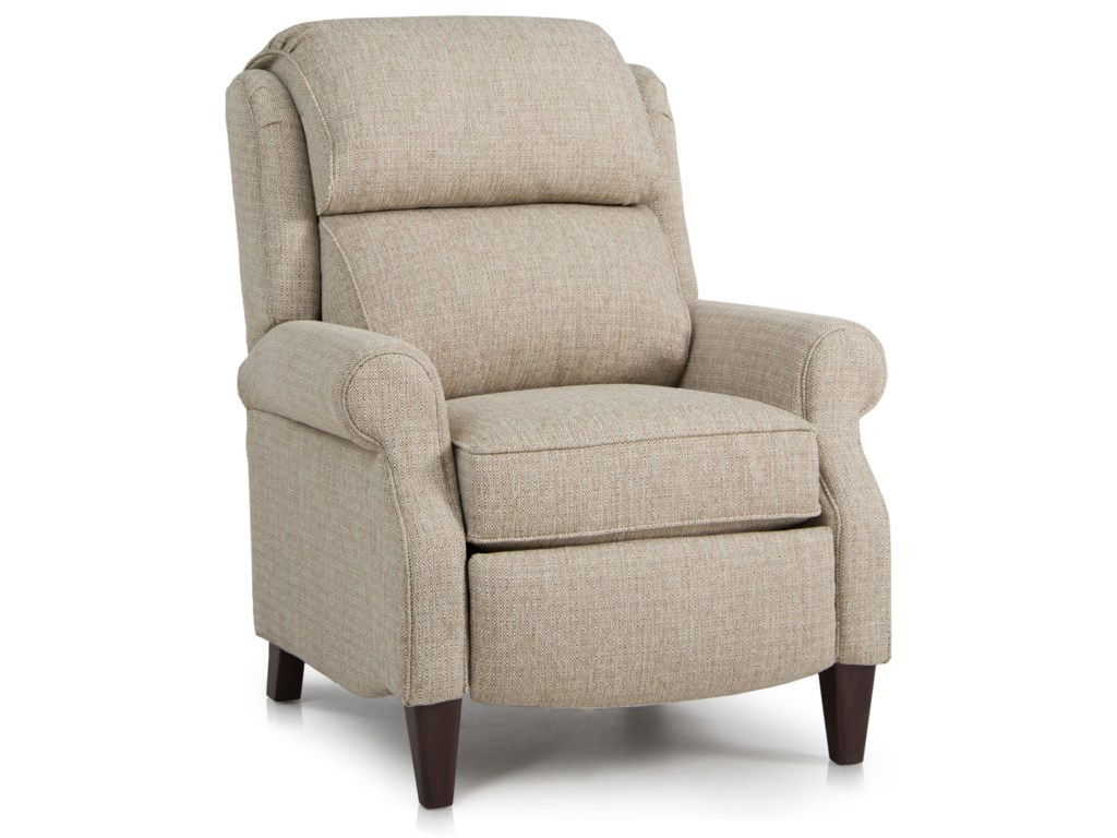 Smith Brothers 503Traditional Motorized Reclining Chair