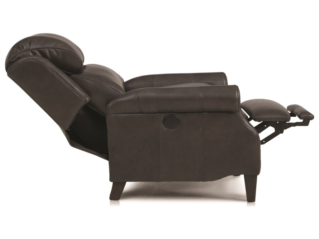 Smith Brothers 503LTraditional Pressback Reclining Chair