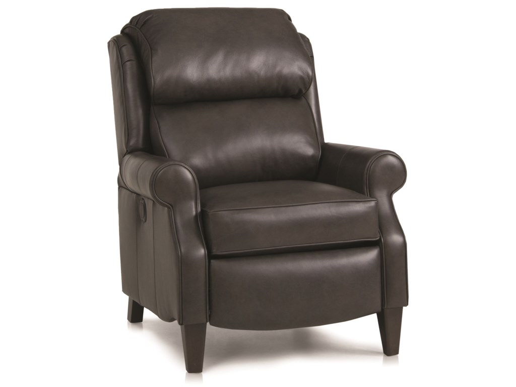 Smith Brothers 503LTraditional Motorized Reclining Chair