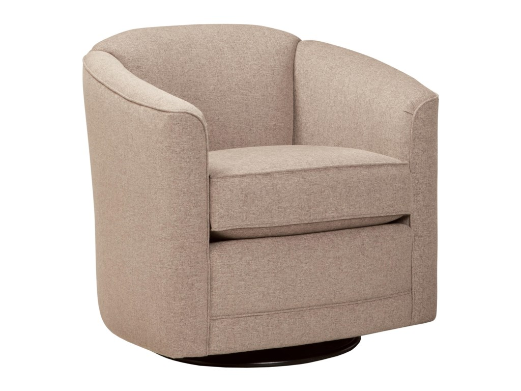 Smith Brothers 506Swivel Chair