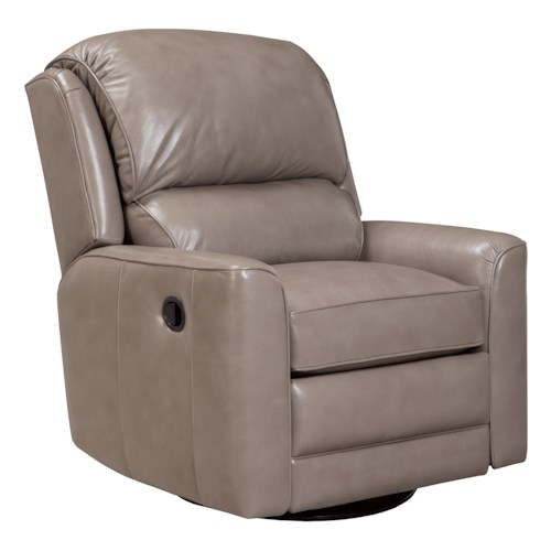 Smith Brothers 508 Manual Reclining Chair