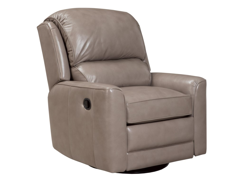 Smith Brothers 508Swivel Glider Reclining Chair