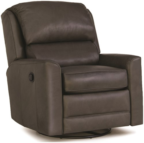 Smith Brothers 508 Swivel Glider Reclining Chair