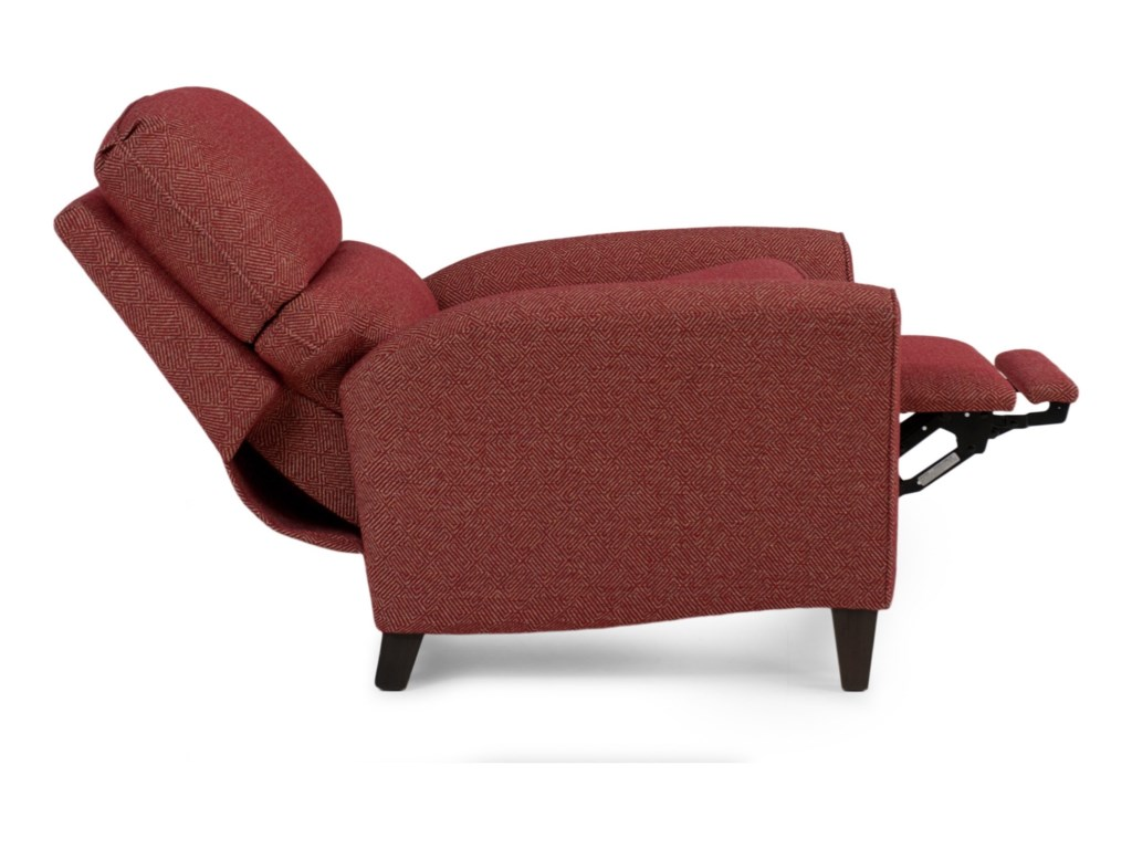 Smith Brothers 524Pressback Recliner