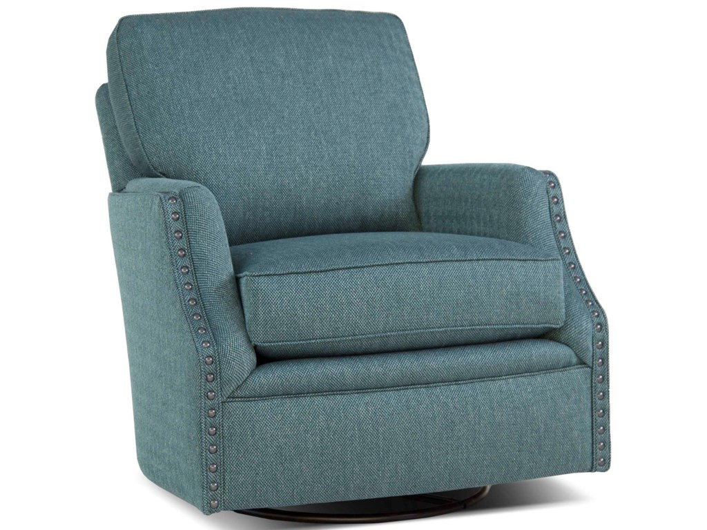 Smith Brothers 526Swivel Glider Chair