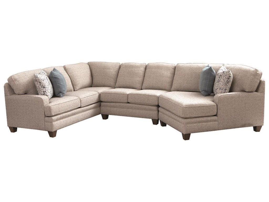 Smith Brothers 5343 Piece Sectional