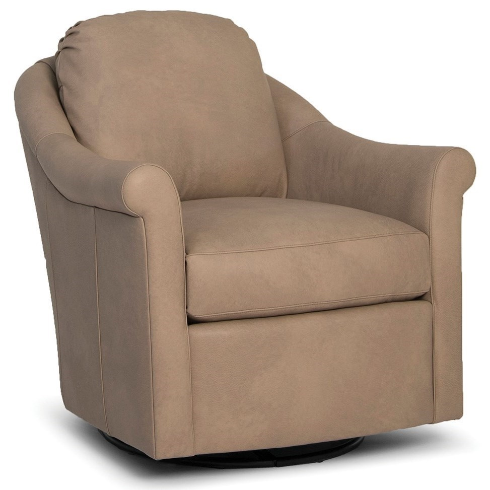 Smith Brothers 534Upholstered Swivel Glider Chair