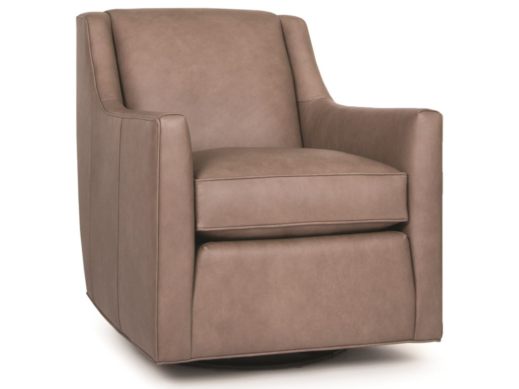 Smith Brothers 549Swivel Glider Chair