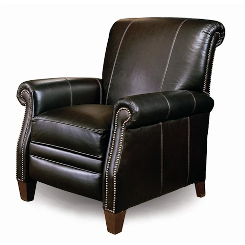 Smith Brothers 704 High Leg Motorized Recliner