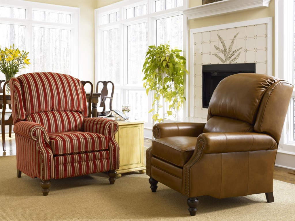 Smith Brothers 705Motorized Reclining Chair