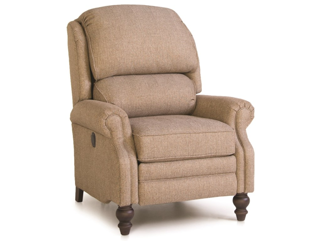 Smith Brothers 705Pressback Reclining Chair
