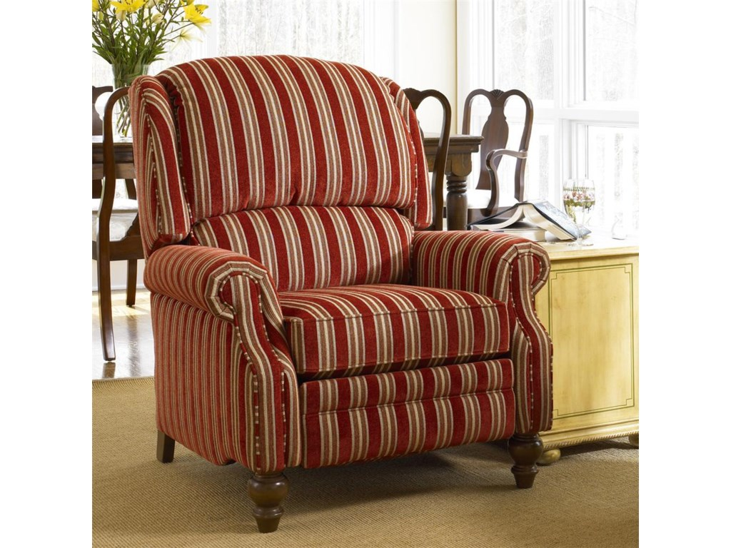 Smith Brothers 705Pressback Recliner