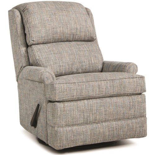 Smith Brothers 707 Swivel Glider Recliner