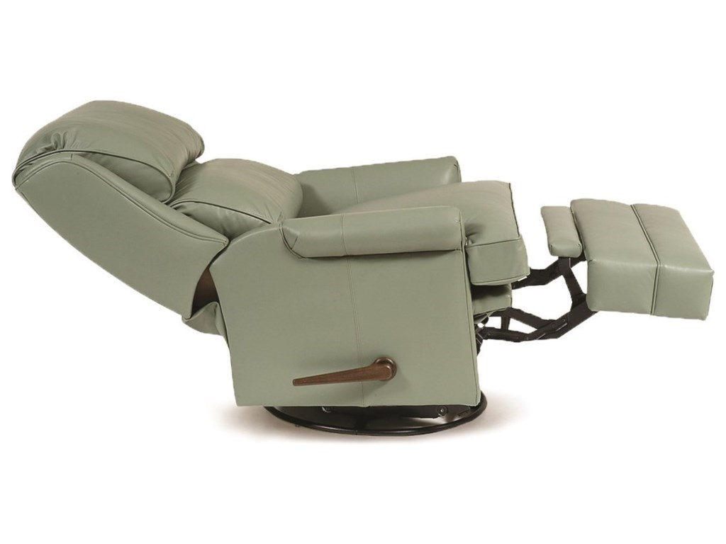 Smith Brothers 707Swivel Glider Recliner