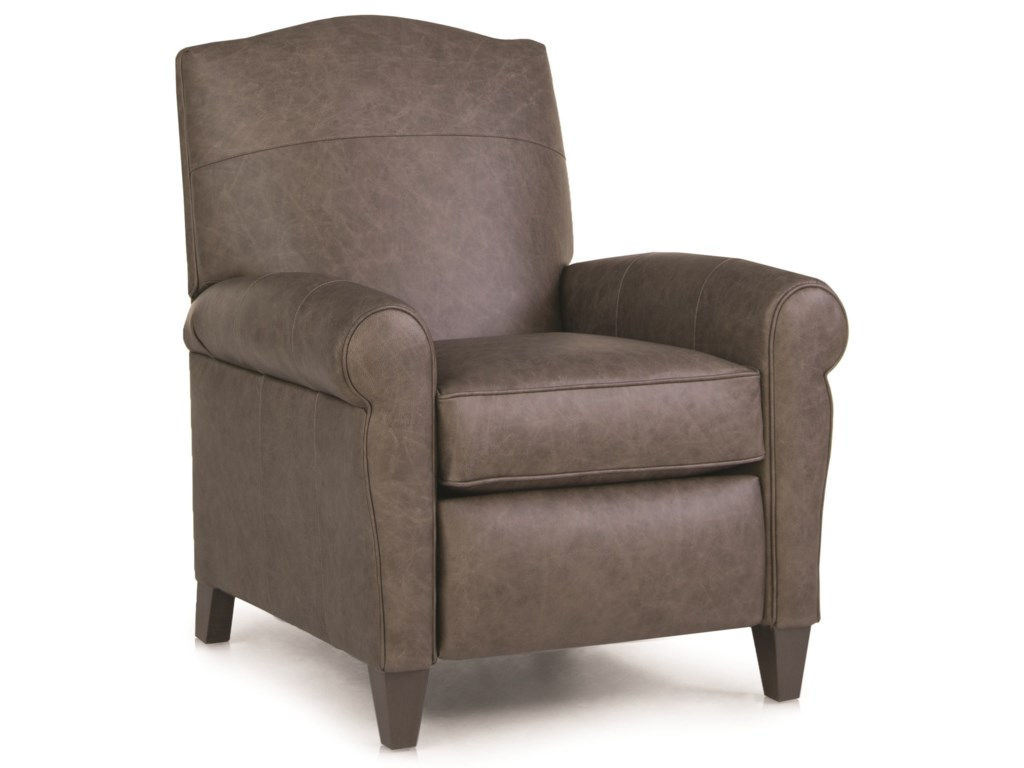 Smith Brothers 713Pressback Reclining Chair