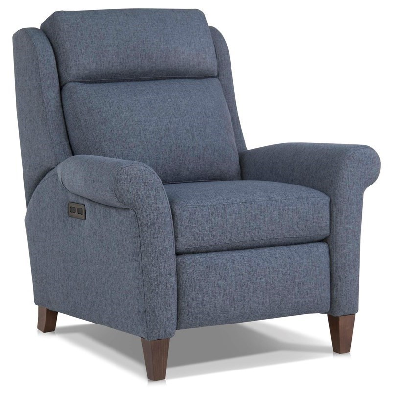 Smith Brothers 729Motorized Recliner Chair ...