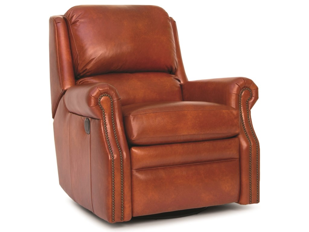 Smith Brothers 731Motorized Swivel Glider Reclining Chair