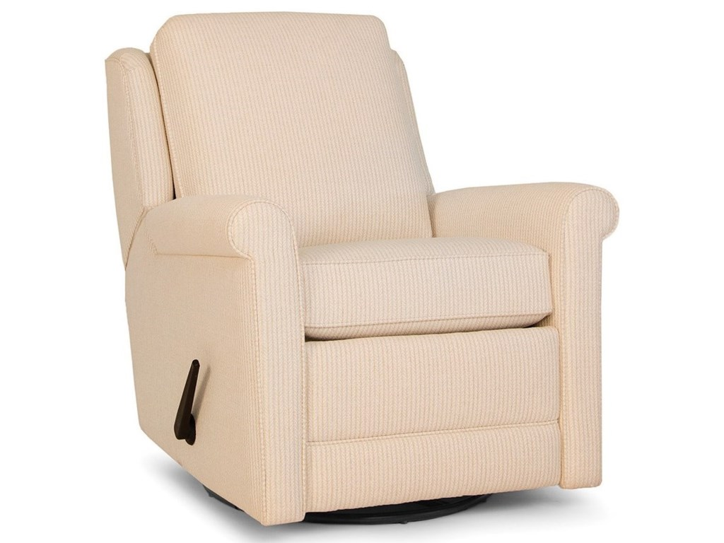 Smith Brothers 733Swivel Gliding Recliner