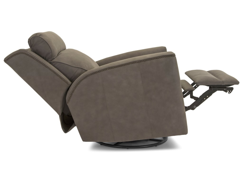 Smith Brothers 736Power Swivel Glider Recliner