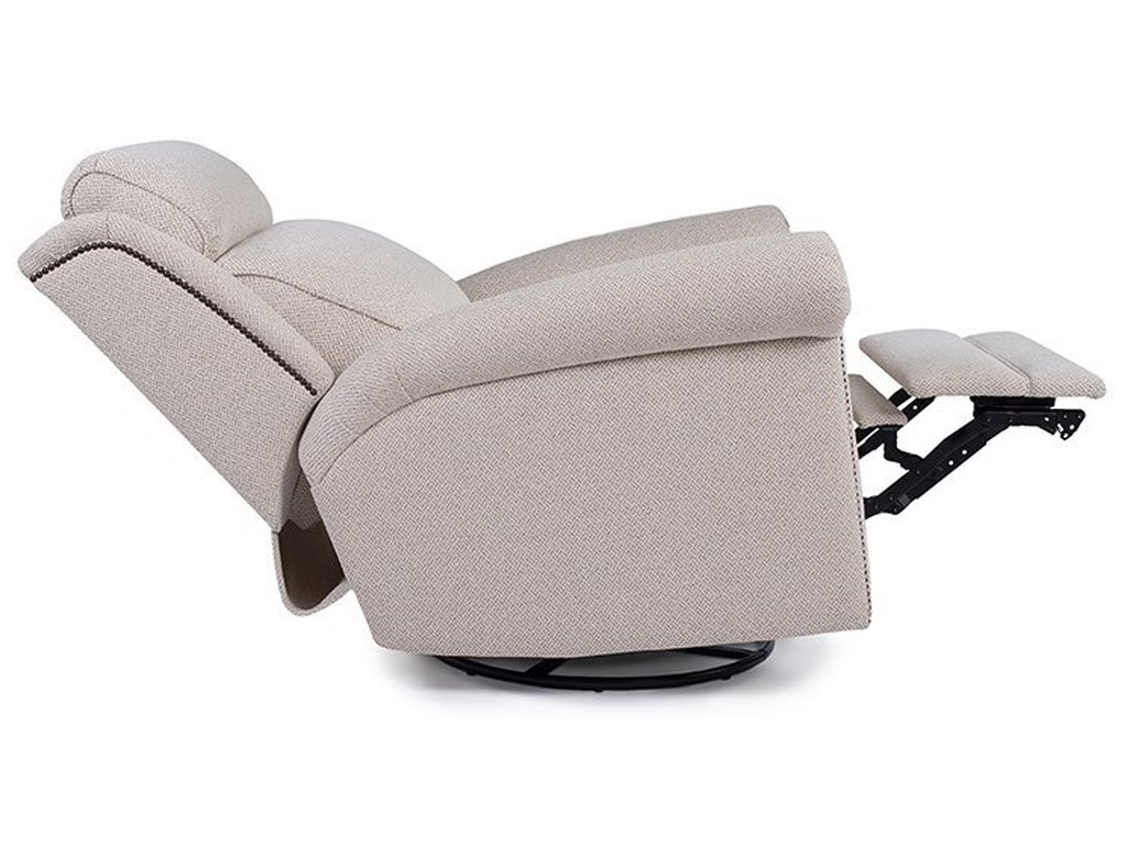 Smith Brothers 737Power Swivel Glider Recliner