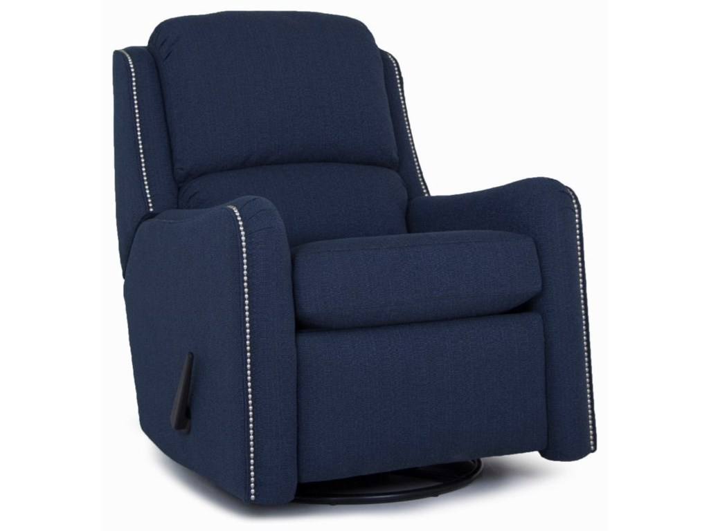 Smith Brothers 746Swivel Glider Recliner