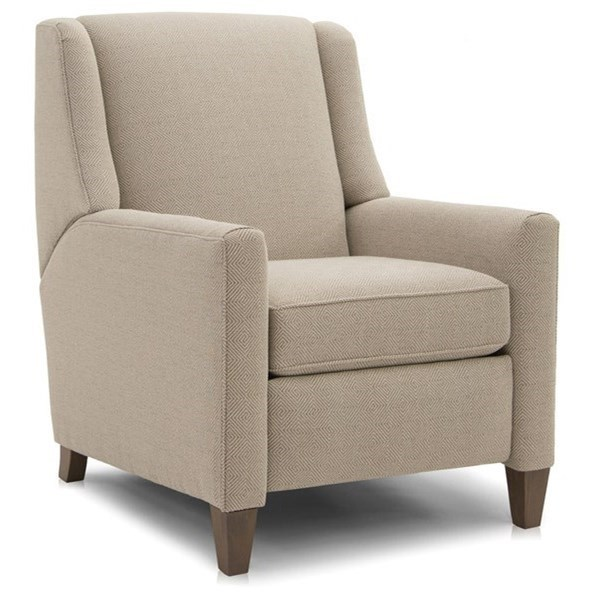 Transitional Power High-Leg Recliner
