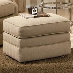 Smith Brothers 820 Traditional Ottoman