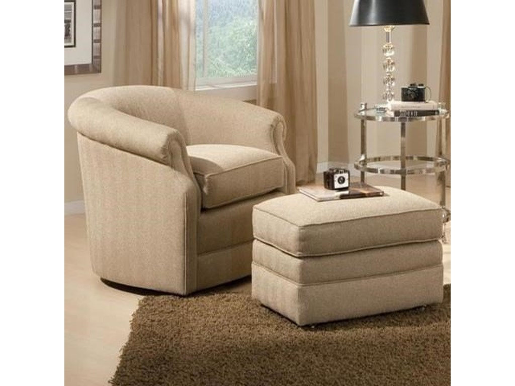 Smith Brothers 820Swivel Chair