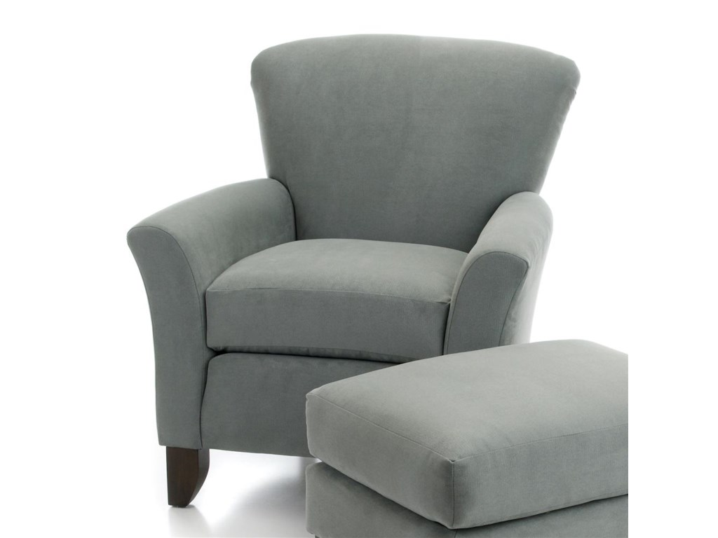 Smith Brothers 919Upholstered Chair