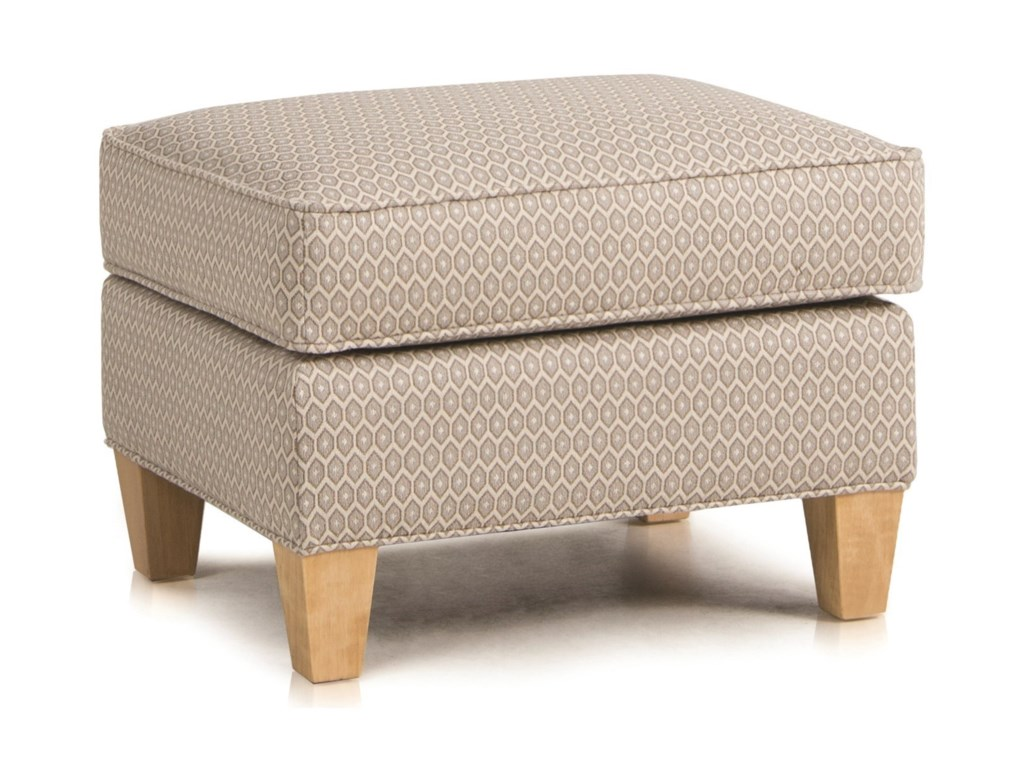 Smith Brothers 933Upholstered Ottoman