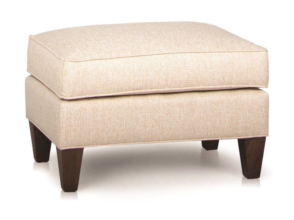 Smith Brothers 944Upholstered Ottoman