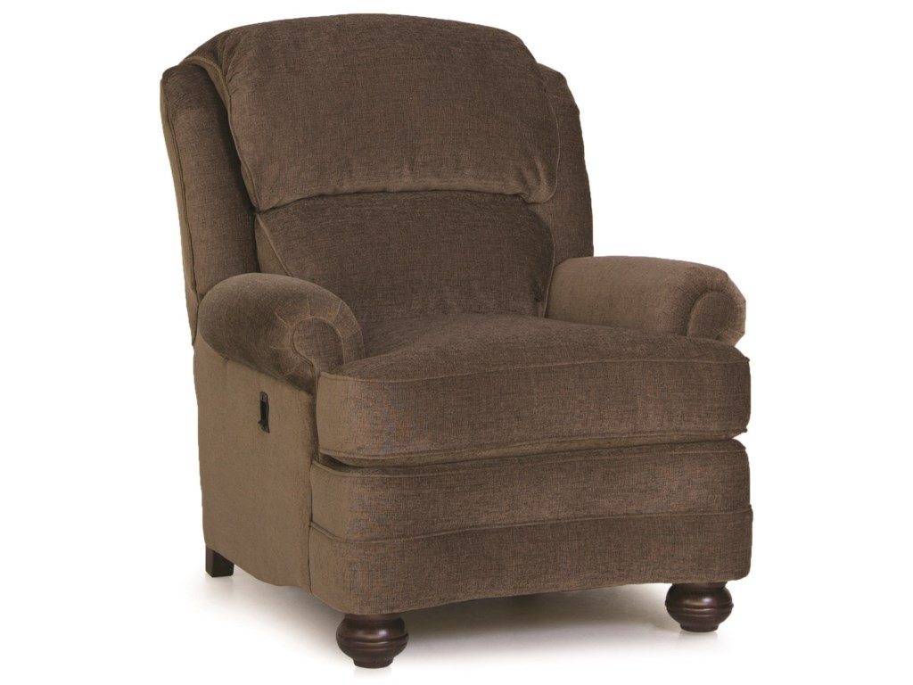 Smith Brothers 988Tilt-Back Reclining Chair