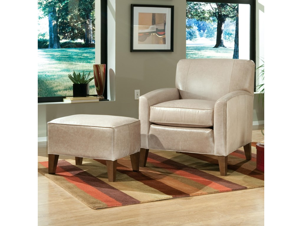 Shown with Upholstered Stationary Chair