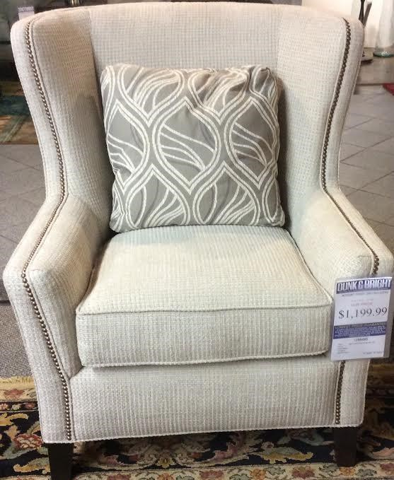 smith brothers accent chairs and ottomans sb 825 30 1 wingback chair