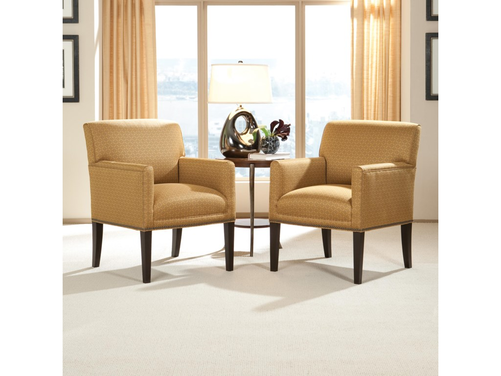 Smith Brothers Accent Chairs and Ottomans SBUpholstered Chair