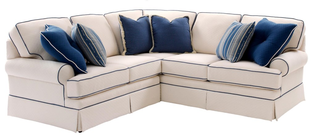 Smith Brothers Build Your Own 5000 Series Sectional Sofa With  ~ Build Your Own Sofa Sectional