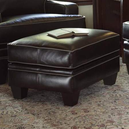 Customizable Ottoman