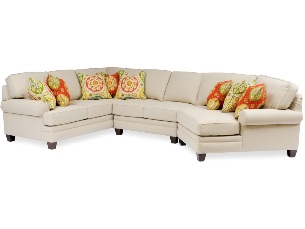 Smith Brothers Build Your Own (5000 Series)Sectional