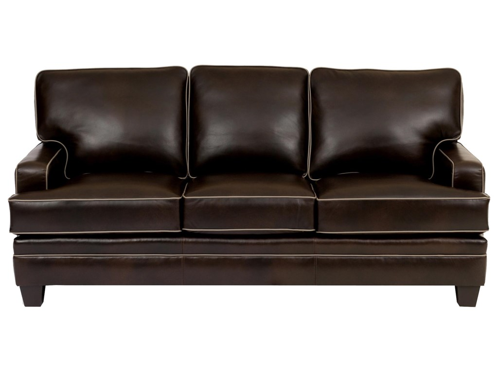 Smith Brothers Build Your Own (5000 Series)Accent Sofa with Tapered Leg