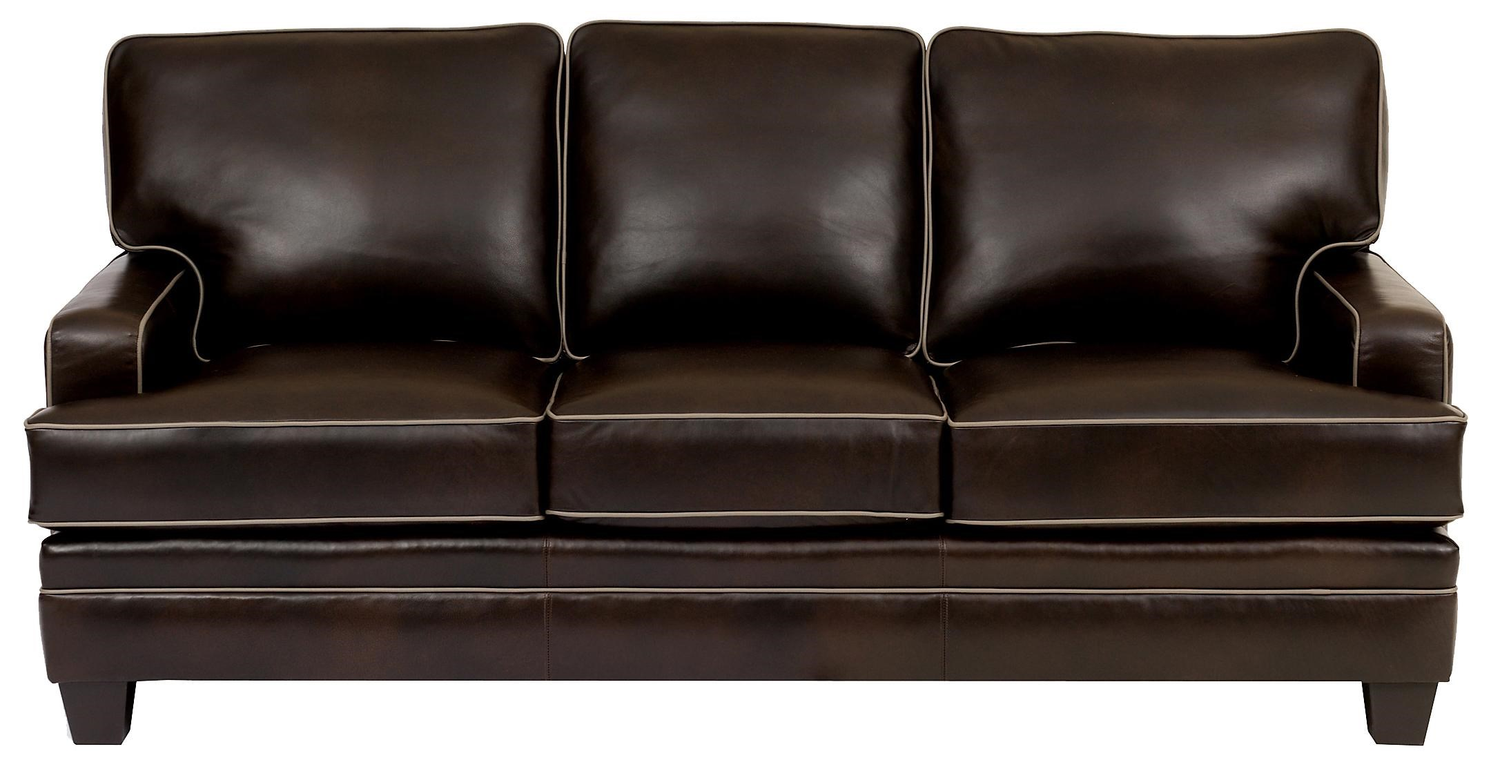 Smith Brothers Build Your Own (5000 Series) Accent Sofa With Tapered Leg