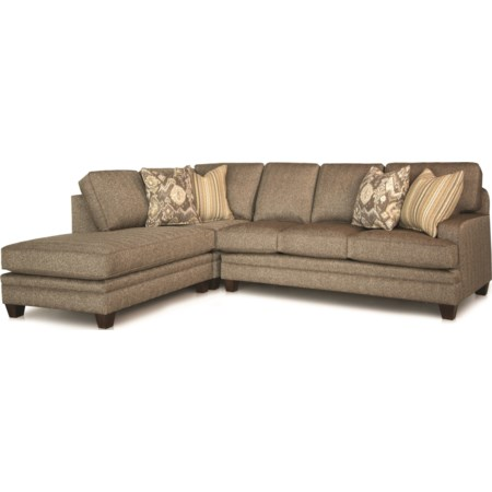 Customizable Chaise Sectional