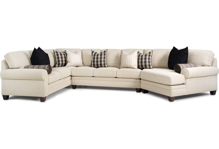 5000 Series Customizable Sectional