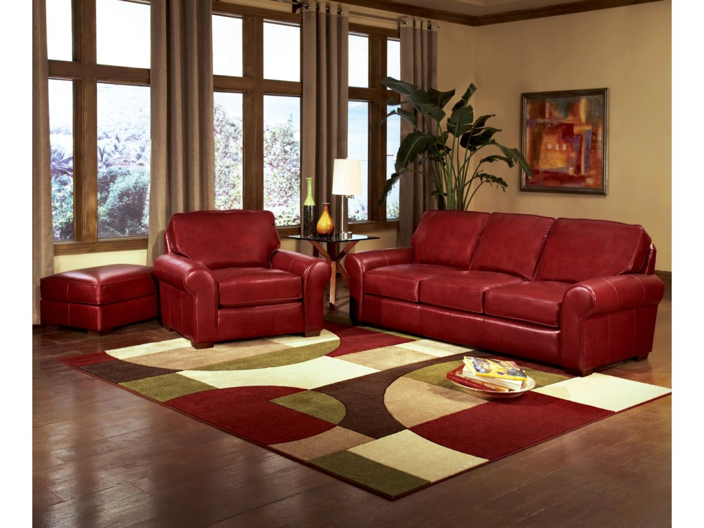Shown with Coordinating Collection Chair and Sofa