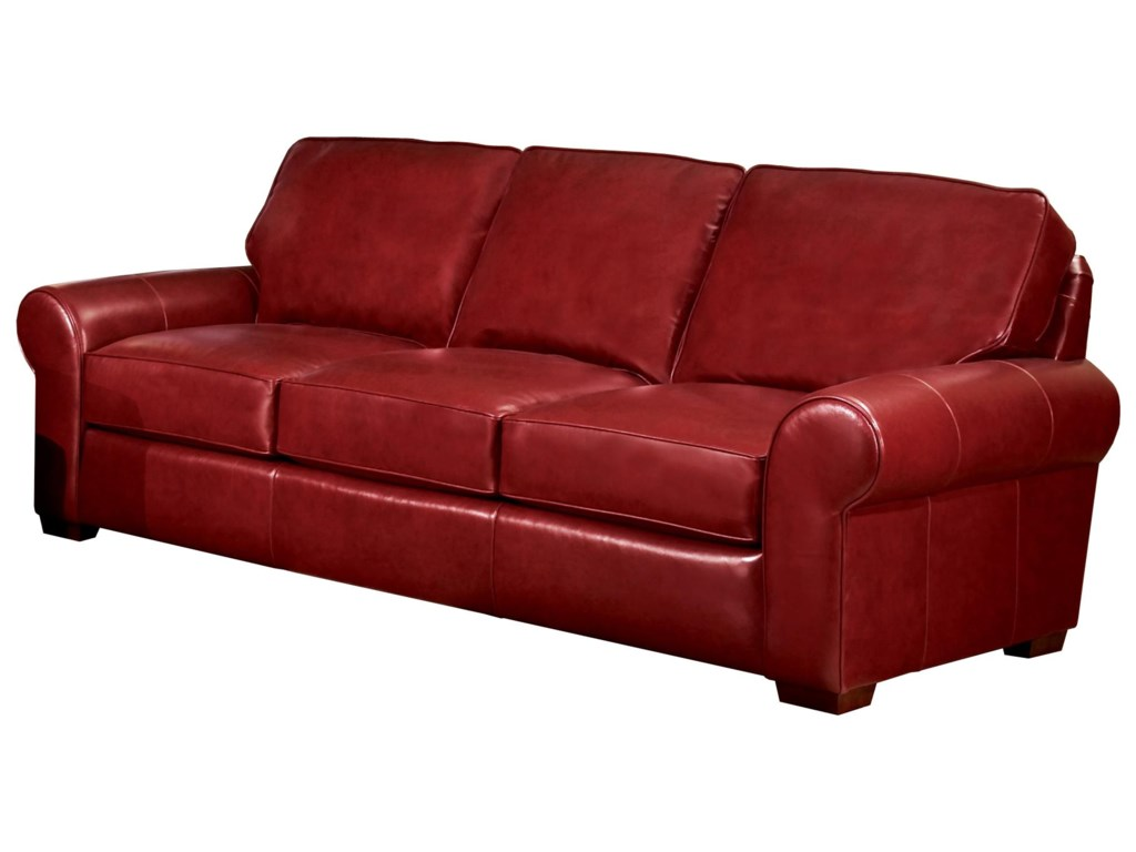Build Your Own 8000 Series Clic Casual Sofa With Sock Arms By Smith Brothers