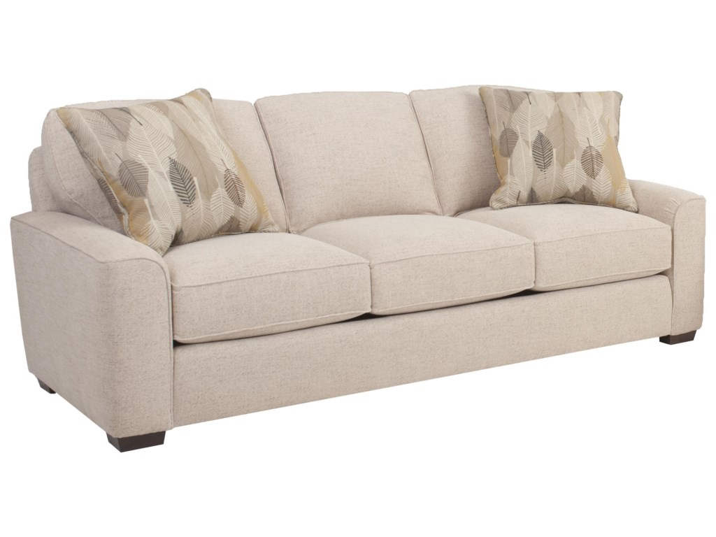Smith Brothers Build Your Own (8000 Series)Mid-Size Sofa